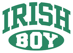 Irish Boy t-shirt