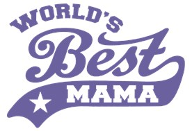 World's Best Mama t-shirts