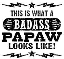 Badass PaPaw t-shirts