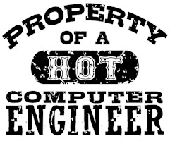 Property of a Hot Computer Engineer