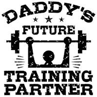 Daddy's Future Training Partner t-shirts