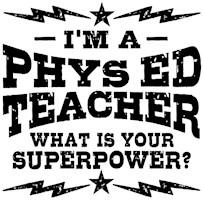 Funny Phys Ed Teacher t-shirt