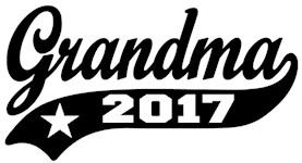 Grandma 2017 t-shirt