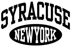 Syracuse New York t-shirts