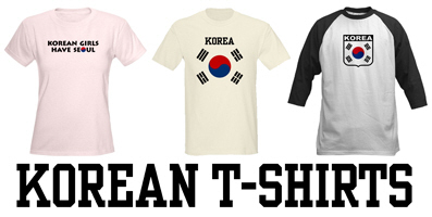 Korean t-shirts