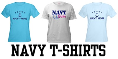 Navy t-shirts