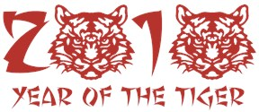 2010 Year of the Tiger t-shirts
