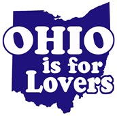 Ohio is for Lovers t-shirts