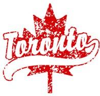 Toronto Canada t-shirts