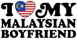 I Love My Malaysian Boyfriend t-shirts