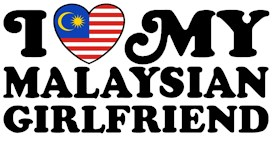 I Love My Malaysian Girlfriend t-shirts