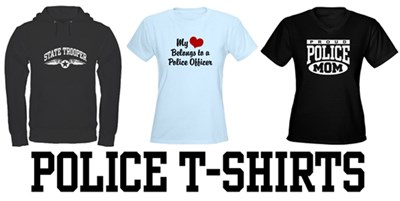 Police t-shirts