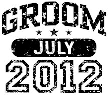 Groom July 2012 t-shirts