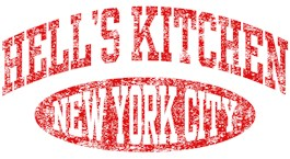 Hell's Kitchen New York City t-shirts