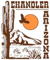 Chandler Arizona t-shirts
