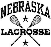 Nebraska Lacrosse t-shirts