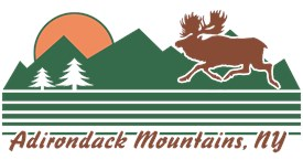 Adirondack Mountains NY t-shirts
