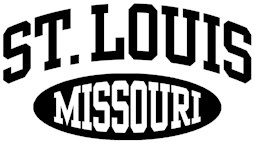 St. Louis Missouri t-shirts