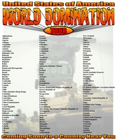 USA World Domination Tour
