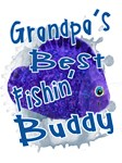 Grandpa's Best Fishin' Buddy
