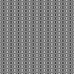 Black White Swirl Squares