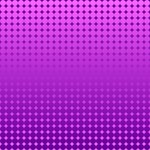 Pink Purple Dots Full Fade