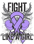 General Cancer Ultra Fight Like a Girl Shirts
