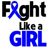 Fight Like a Girl Ribbon Shirts
