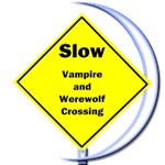 Vampire Werewolf Crossing