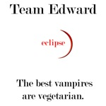 Team Edward Vegetarian