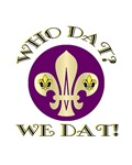 Who Dat ?!