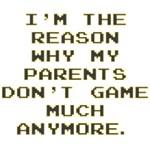 parents don't game