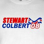 Stewart Colbert 2008