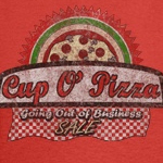 Cup O'Pizza