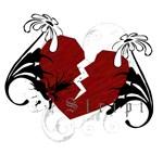 Bleeding Broken Heart