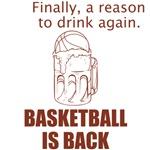 BASKETBALL IS BACK!