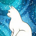 Blue Tile Cat