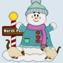 Snowman/Siamese Kittens