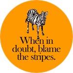 Blame the Stripes