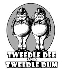 Tweedle Twins Logo