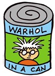 Warhol in a Can