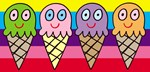 Ice Cream Rainbow