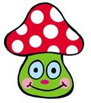 Happy Mushroom