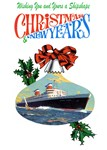 SS United States Holiday Cards