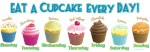 Eat A Cupcake Everyday