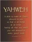 <b>YaHWeH</b>