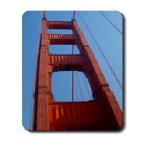 sf bay gifts! san francisco mousepads