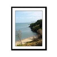 angel island san francisco bay framed photographs