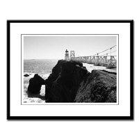 San Francisco Bay Lighthouses Photographs