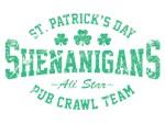 Shenanigans Pub Crawl Team